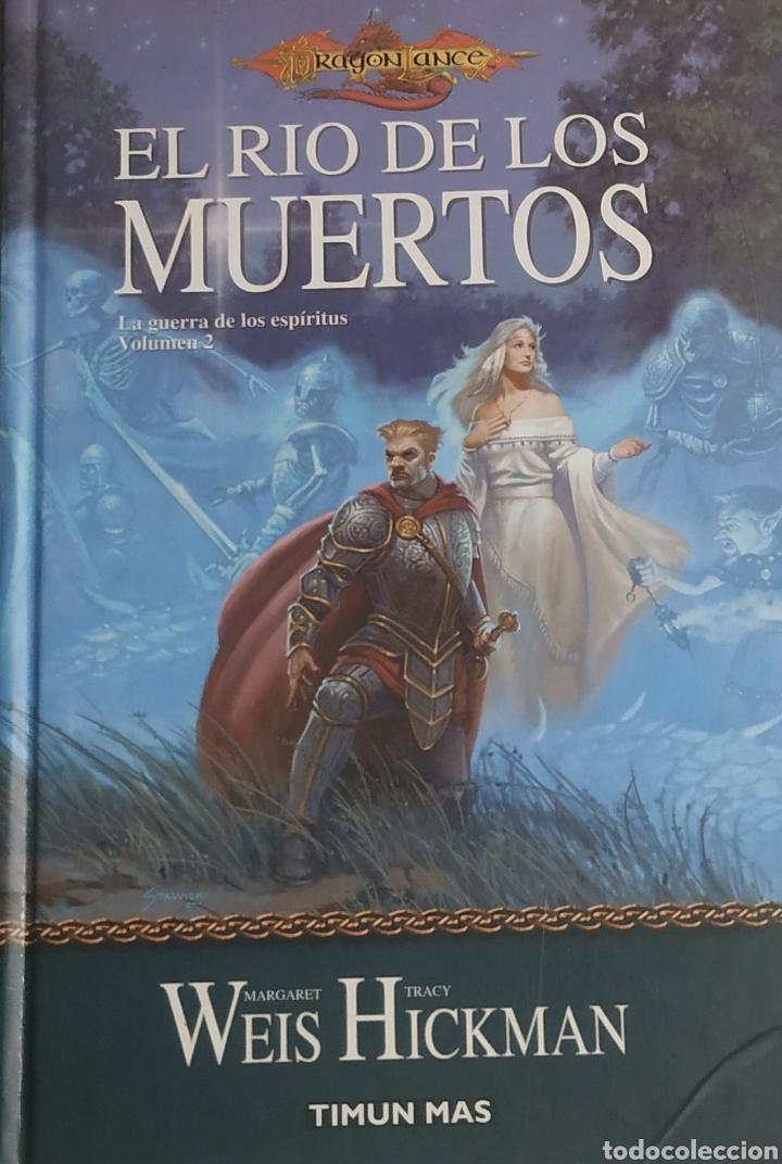 LIBRO REINOS OLVIDADOS,TAPA DURA. (Libros Nuevos - Literatura - Narrativa - Ciencia Ficción y Fantasía)