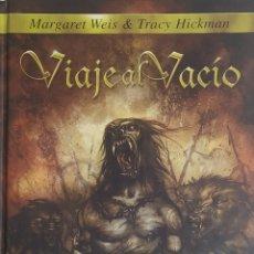 Libros: LIBRO,VIAJE AL VACÍO,TAPA DURA. Lote 228800525