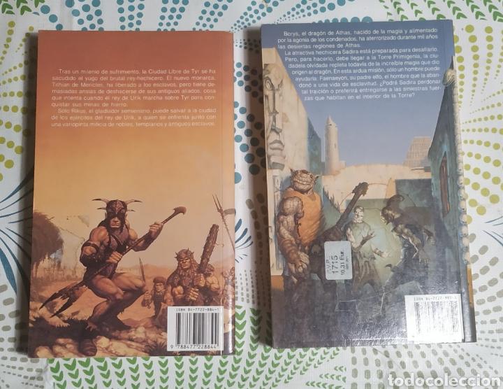 Libros: 2 libros,Sol Oscuro - Foto 2 - 228801085