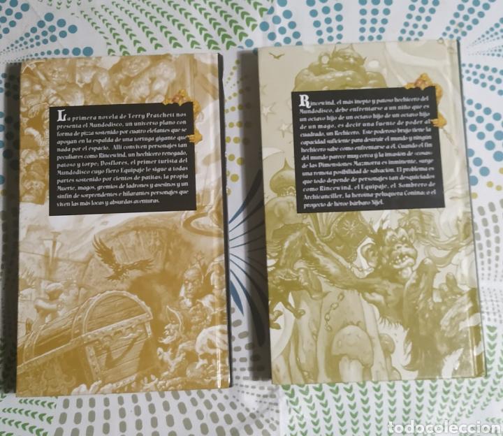 Libros: 2 libros, Terry Pratchett,tapa dura - Foto 2 - 228801845