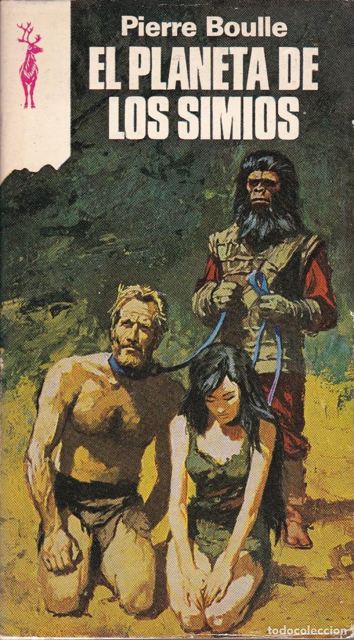 EL PLANETA DE LOS SIMIOS (Libros Nuevos - Literatura - Narrativa - Ciencia Ficción y Fantasía)