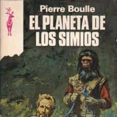 Libros: EL PLANETA DE LOS SIMIOS. Lote 230530195