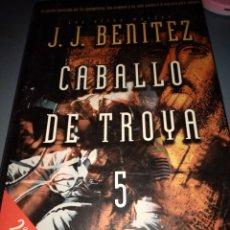 Libri: CABALLO DE TROYA 5. Lote 233551575