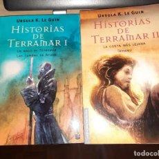 Livros: HISTORIAS DE TERRAMAR URSULA K LE GUIN. Lote 236702915