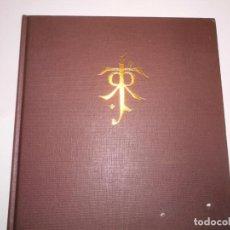 Libros: PINTURAS Y DIBUJOS J.R.R. TOLKIEN - 1992. Lote 239883875