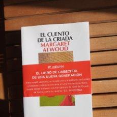 Libros: EL CUENTO DE LA CRIADA, MARGARET ATWOOD. Lote 239965110