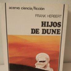 Livres: HIJOS DE DUNE. FRANK HERBERT. ACERVO. Lote 244925715