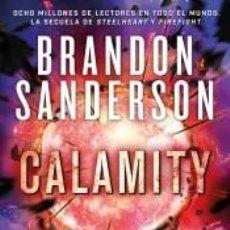Libros: CALAMITY (TRILOGÍA DE LOS RECKONERS 3). Lote 245576150