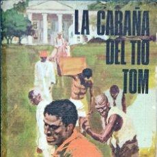 Libros: LA CABAÑA DEL TIO TOM, HARRIET BEECHER STOWA - ED. GASSÓ - 1973 - BOLSILLO. Lote 247194735