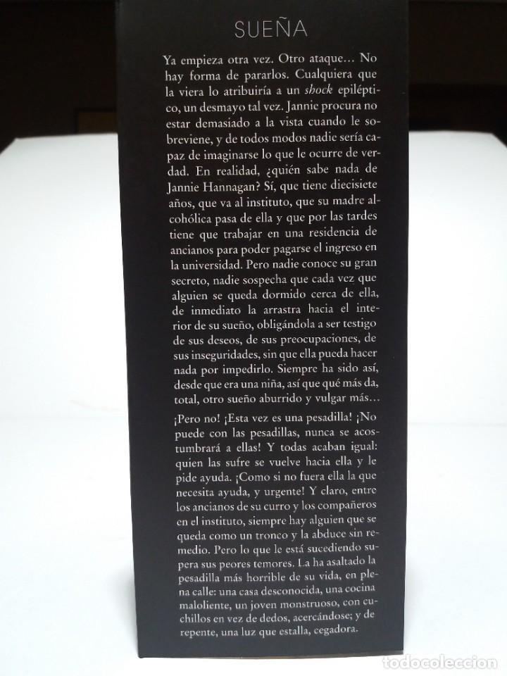 Libros: FASCINANTE LIBRO JUVENIL SUEÑA NOVELA MUY TRUCULENTA DE UNA UNIVERSITARIA CAZADORA DE SUEÑOS - Foto 3 - 248104300