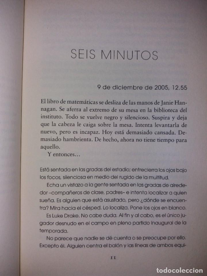 Libros: FASCINANTE LIBRO JUVENIL SUEÑA NOVELA MUY TRUCULENTA DE UNA UNIVERSITARIA CAZADORA DE SUEÑOS - Foto 10 - 248104300