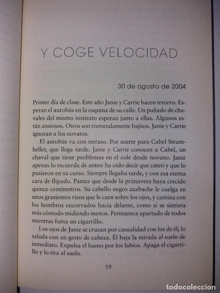 Libros: FASCINANTE LIBRO JUVENIL SUEÑA NOVELA MUY TRUCULENTA DE UNA UNIVERSITARIA CAZADORA DE SUEÑOS - Foto 12 - 248104300