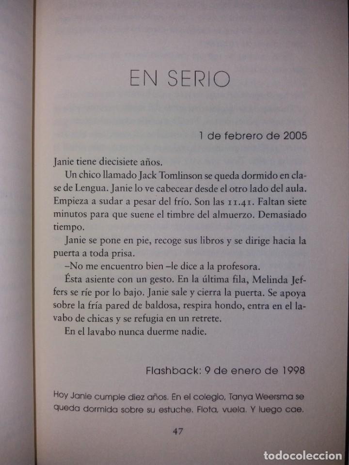 Libros: FASCINANTE LIBRO JUVENIL SUEÑA NOVELA MUY TRUCULENTA DE UNA UNIVERSITARIA CAZADORA DE SUEÑOS - Foto 13 - 248104300
