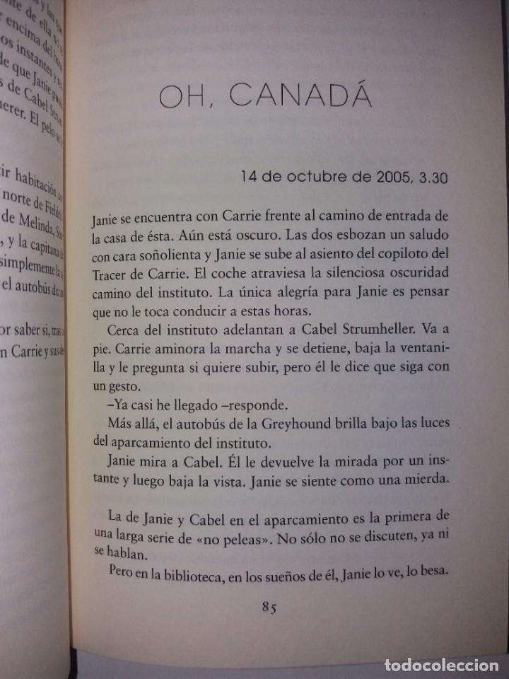 Libros: FASCINANTE LIBRO JUVENIL SUEÑA NOVELA MUY TRUCULENTA DE UNA UNIVERSITARIA CAZADORA DE SUEÑOS - Foto 14 - 248104300
