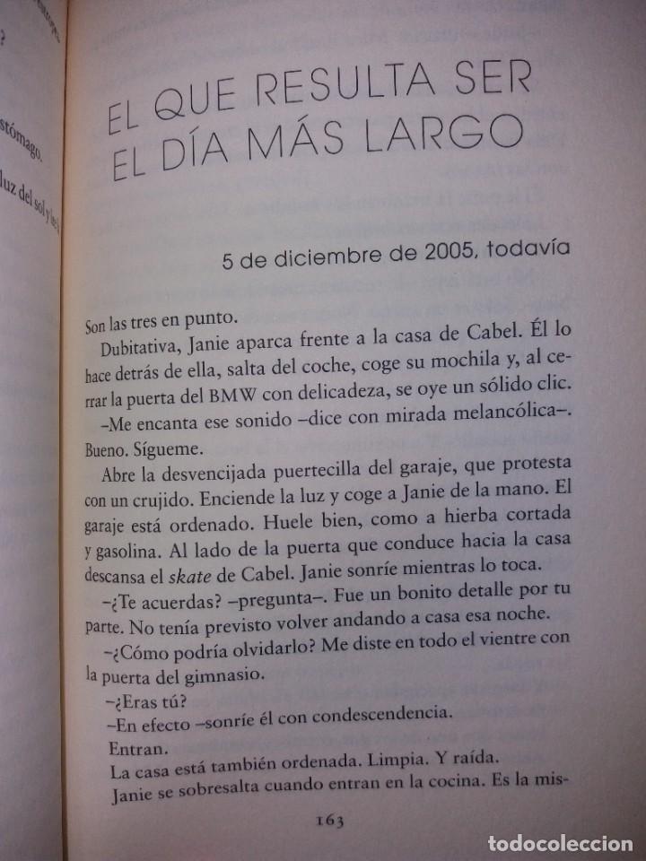 Libros: FASCINANTE LIBRO JUVENIL SUEÑA NOVELA MUY TRUCULENTA DE UNA UNIVERSITARIA CAZADORA DE SUEÑOS - Foto 16 - 248104300