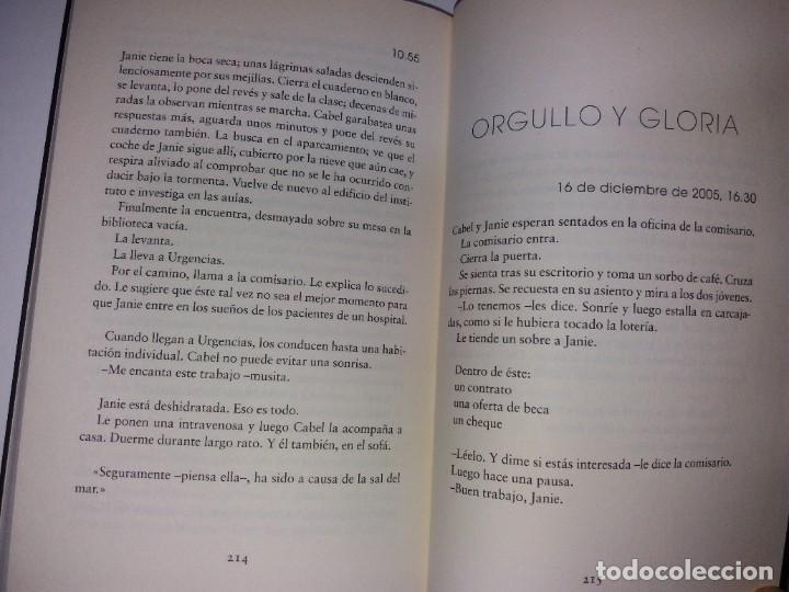 Libros: FASCINANTE LIBRO JUVENIL SUEÑA NOVELA MUY TRUCULENTA DE UNA UNIVERSITARIA CAZADORA DE SUEÑOS - Foto 18 - 248104300