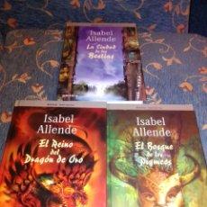 Libros: SERIE INFINITA ISABEL ALLENDE. Lote 251416310
