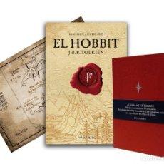 Livres: EL HOBBIT EDICIÓN ESPECIAL 75 ANIVERSARIO (BIBLIOTECA J. R. R. TOLKIEN). Lote 251743300