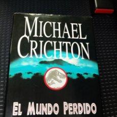 Libros: EL MUNDO PERDIDO (PARQUE JURASICO II). Lote 251958170