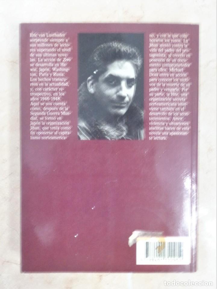 Libros: ERIC VAN LUSTBADER ZERO - Foto 2 - 252372905
