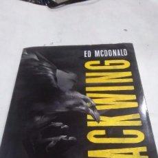 Libros: BLACKWING. ED MCDONALD. MINOTAURO. 2018. Lote 252910370