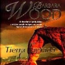 Libros: TIERRA SAGRADA. WOOD, BARBARA, BLANCH TYROLLER, BETTINA, TR.. Lote 254519855