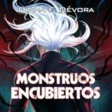 Libros: MONSTRUOS ENCUBIERTOS. Lote 254900125