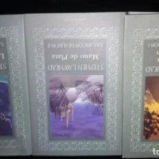 Libros: TRILOGÍA LA CANCIÓN DE ALBIÓN. LAWHEAD. Lote 255382480