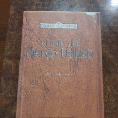 Livros: EL VALLE DEL VIENTO HELADO COLECCIONISTA DESCATALOGADO. Lote 257648160