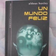 Libros: UN MUNDO FELIZ - ALDOUS HUXLEY. Lote 258055460