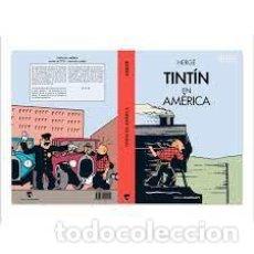 Libros: TINTIN EN AMERICA (VERSION ORIGINAL 1932). Lote 261353360