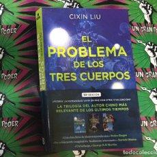 Libros: EL PROBLEMA DE LOS TRES CUERPOS. CIXIN LIU. Lote 262124180