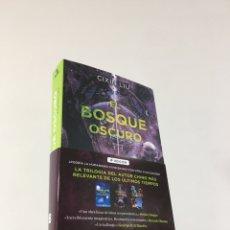 Libros: EL BOSQUE OSCURO CIXIN LIU. Lote 262145490