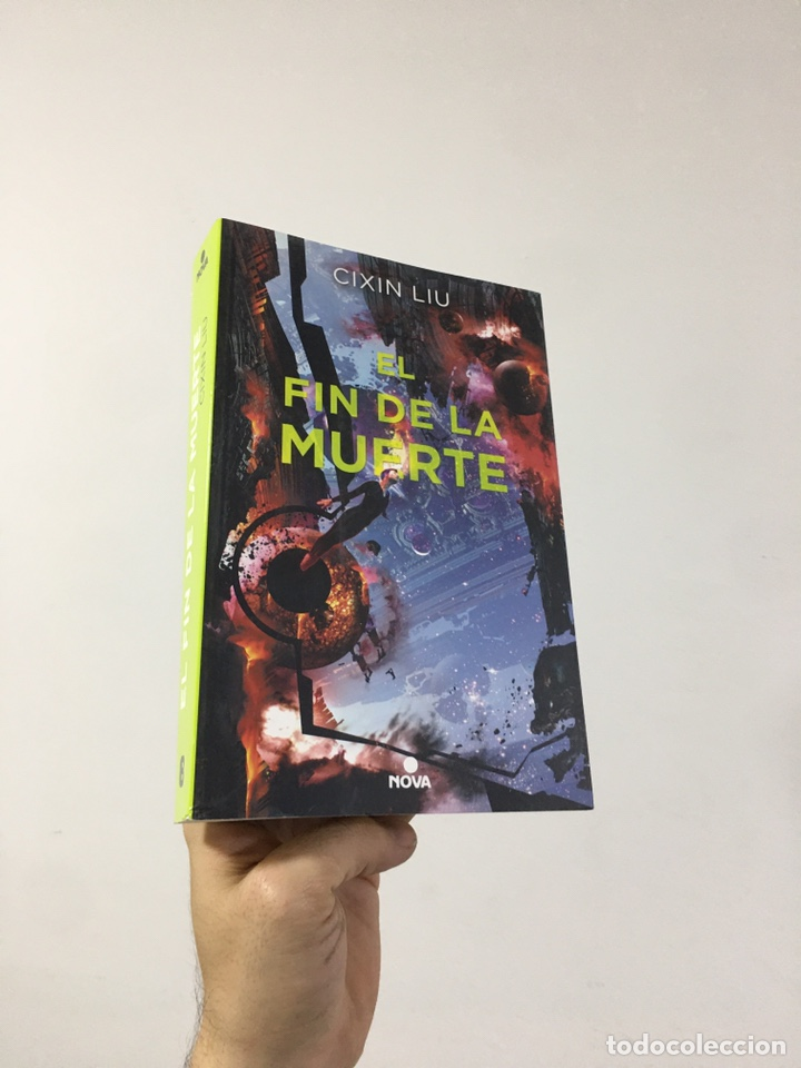 EL FIN DE LA MUERTE CIXIN LIU (Libros Nuevos - Literatura - Narrativa - Ciencia Ficción y Fantasía)