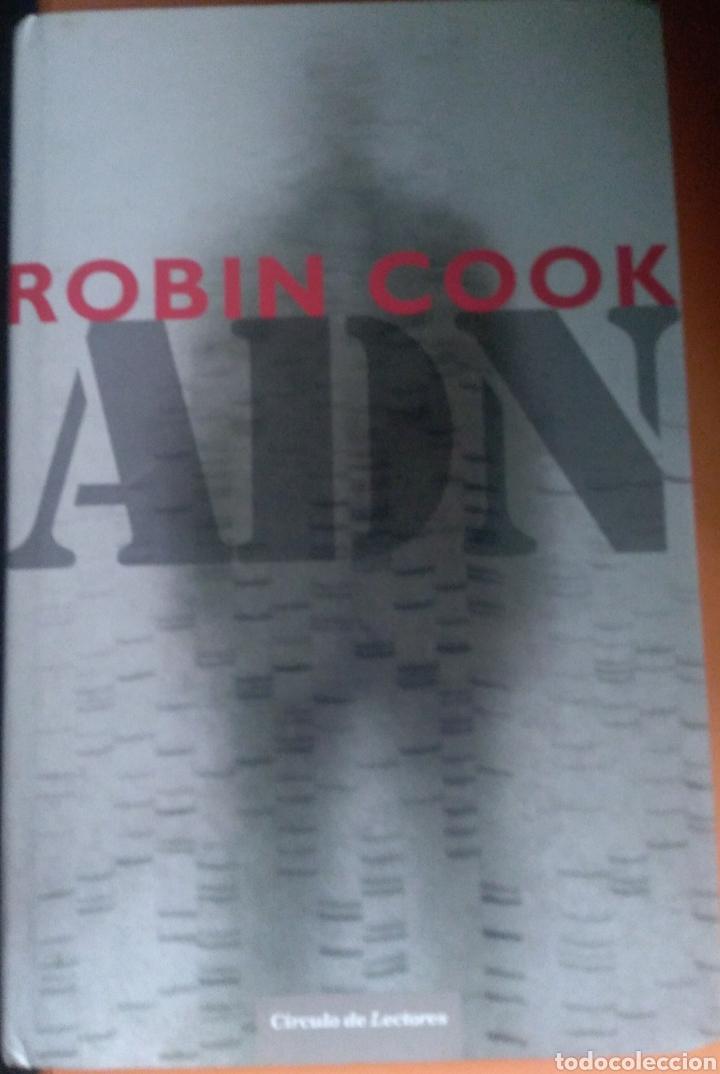 """""""ADN"""" . ROBIN COOK (Libros Nuevos - Literatura - Narrativa - Ciencia Ficción y Fantasía)"""