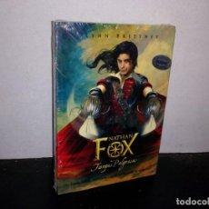 Libros: 24- NATHAN FOX, TIEMPOS PELIGROSOS - LYNN BRITTNEY. Lote 268587884