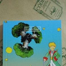 Libros: EL PRINCIPITO, DE ANTOINE DE SAINT-EXUPERY. Lote 268595599