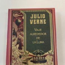 Libros: JULIO VERNE COLECCIÓN- VIAJE ALREDEDOR DE LA LUNA - NUEVO. Lote 270865763