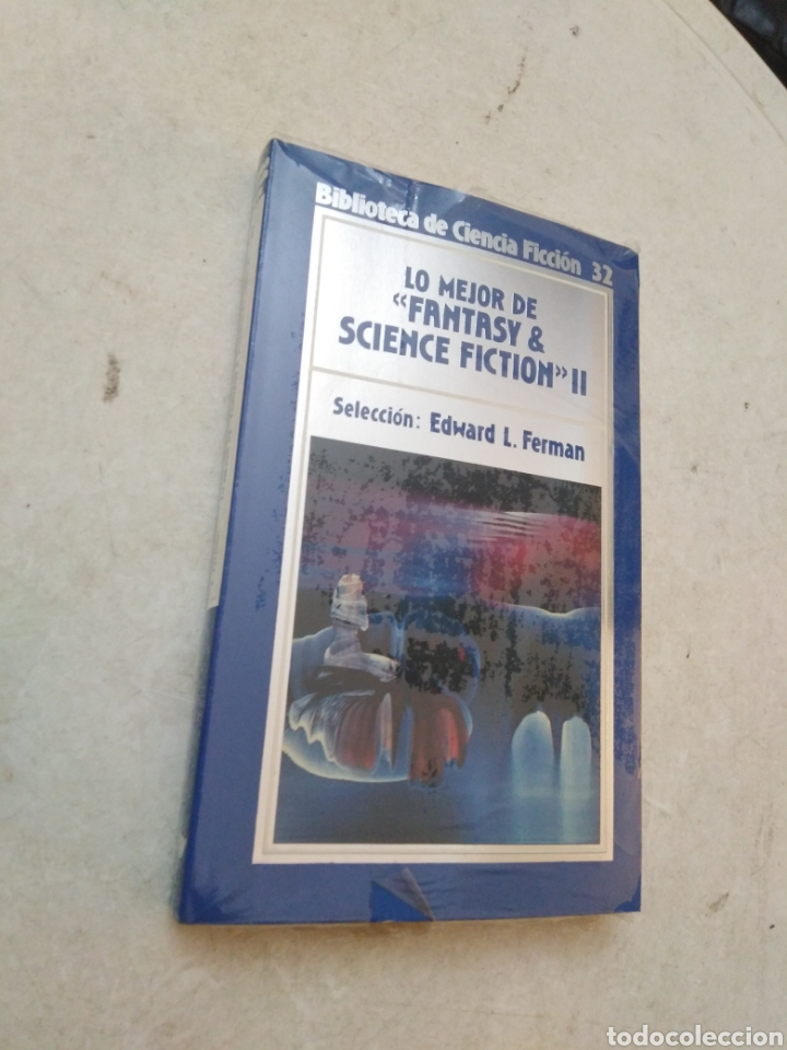 Libros: Lote de 3 libros lo mejor de FANTASY & SCIENCE FICTION ( I, II Y III ) nuevos plastificados - Foto 3 - 272146003