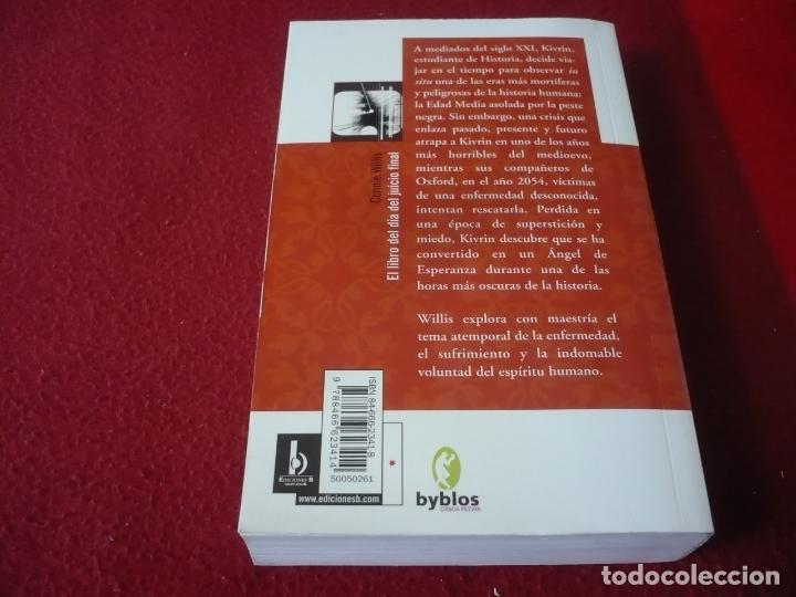 Libros: EL LIBRO DEL DIA DEL JUICIO FINAL ( CONNIE WILLIS ) CIENCIA FICCION PREMIO NEBULA LOCUS HUGO - Foto 2 - 275523728