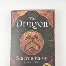 Libros: THE DRAGON NINDENN-KA-YH RENACIMIENTO DAVID CABRERA. Lote 276731193