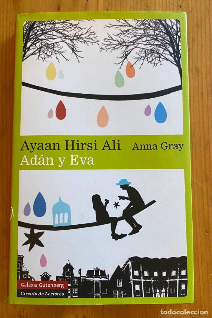 ADÁN Y EVA . AYAAN HIRSI ALI / ANNA GRAY (Libros Nuevos - Literatura - Narrativa - Ciencia Ficción y Fantasía)