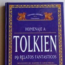 Libros: HOMENAJE A TOLKIEN.. Lote 277000888