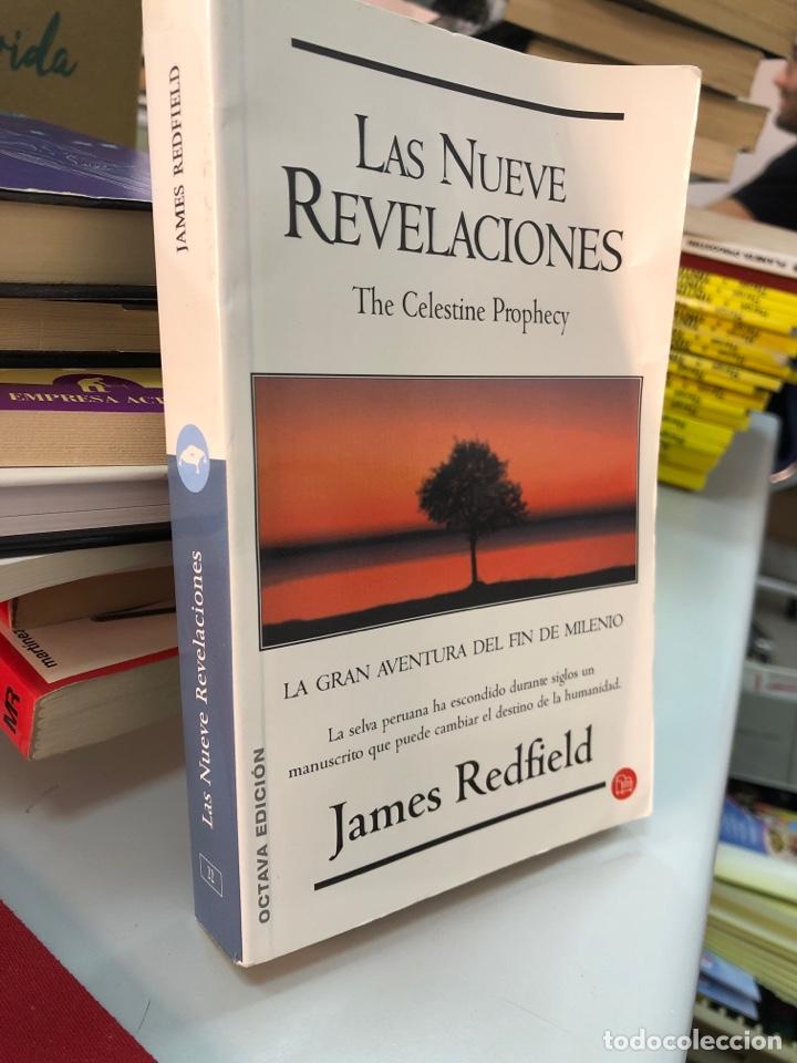 LAS NUEVE REVELACIONES - JAMES REDFIELD (Libros Nuevos - Literatura - Narrativa - Ciencia Ficción y Fantasía)