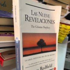 Libros: LAS NUEVE REVELACIONES - JAMES REDFIELD. Lote 277045508