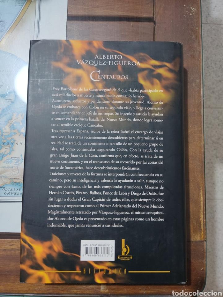 Libros: Centauros. - Foto 2 - 277064333