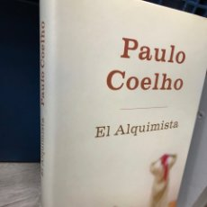 Libros: EL ALQUIMISTA PAULO COELHO PLANETA DEAGOSTINI. Lote 277116203