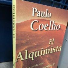 Livros: EL ALQUIMISTA PAULO COELHO TAPA BLANDA PLANETA. Lote 277116413