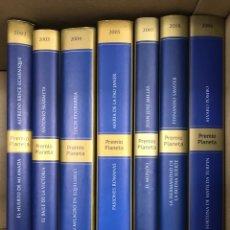 Livros: LOTE LIBROS PREMIO PLANETA. Lote 277117483