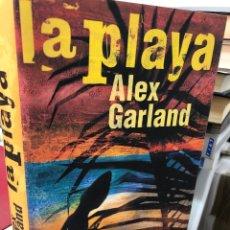 Libros: LA PLAYA - ALEX GARLAND. Lote 280976003